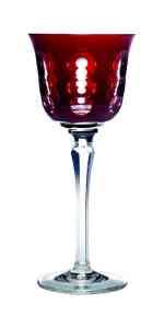 "Verre ""Kawaii"" en cristal, 160€. www.christofle.com"