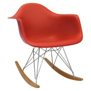 Rocking chair de Charles & Ray Eames, 519€. www.conranshop.com