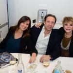Olivia Candeloro, Philippe Candeloro, Sophie Darel .