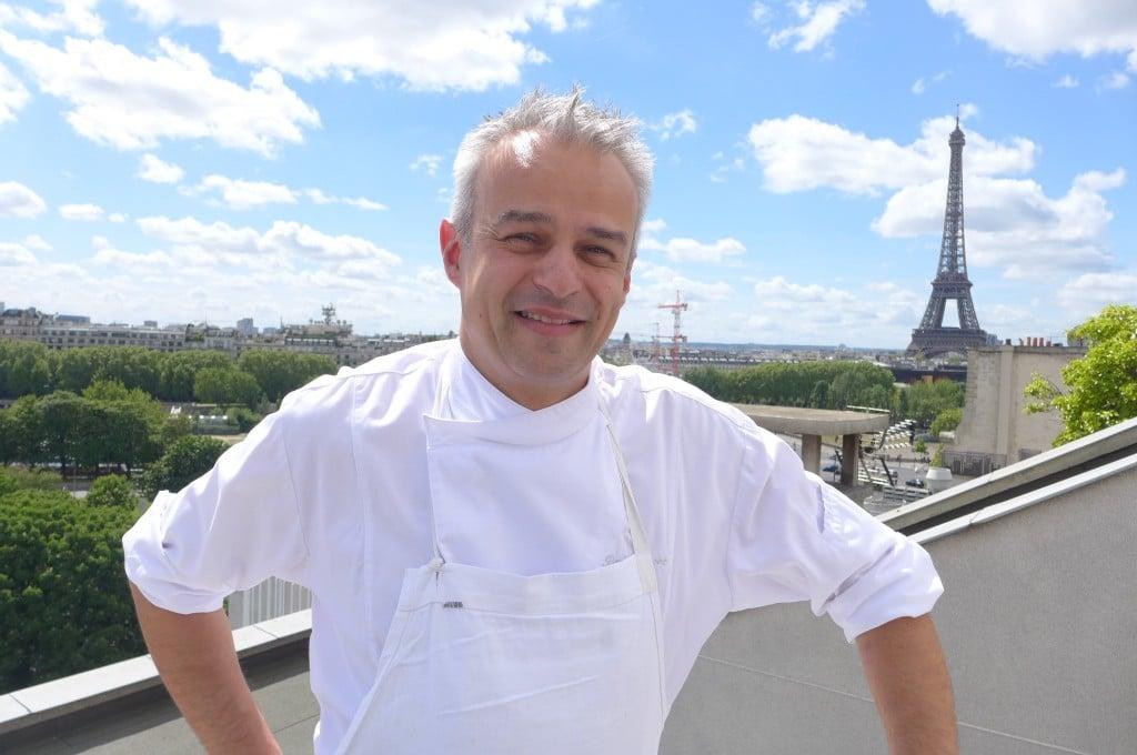 Fabrice Giraud: Une cuisine qui chante !