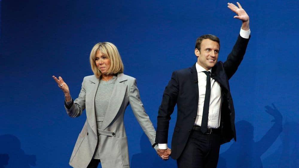 Brigitte Macron, la femme du Président