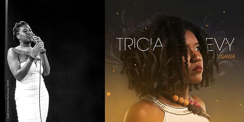 """Tricia Evy chante """"Usawa"""" avec panache !"""