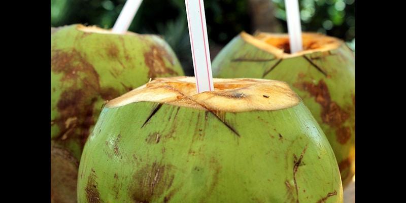 8 bonnes raisons de boire de l'eau de noix de coco