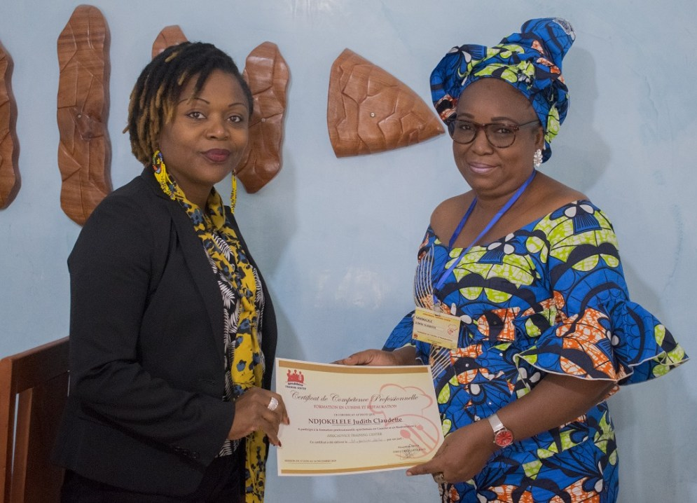 Séraphine Ekoa : Entreprendre pour servir son continent