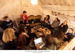 Atelier Lab Femmes de cinéma Festival de Cinéma Européen des Arcs 2016