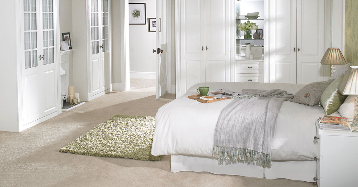 20 chambres a coucher blanches reperees