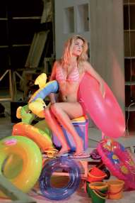 Alexandrine, bikini 2 pièces : 125 euros
