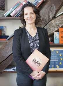 Sladana Zivkovic (PS), 17e adjointe au maire de Dijon déléguée aux relations internationales.