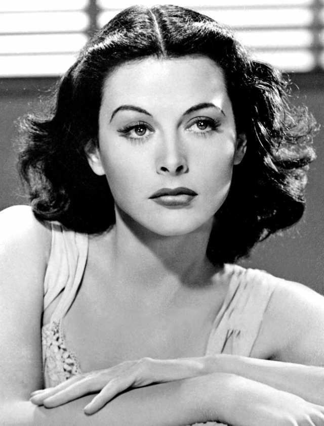 Hedy Lamarr inventrice wifi actrice