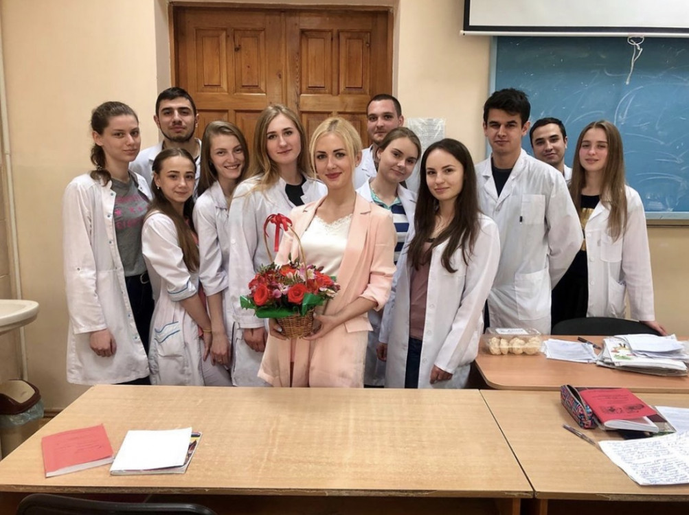 Svetlana rencontre avec une femme russe