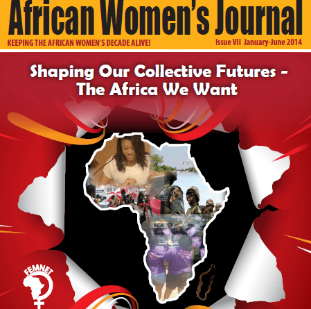 The Africa We Want – AWJ Issue VII