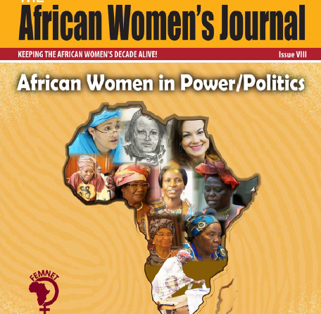 African Women in Power/Politics – AWJ Issue VIII