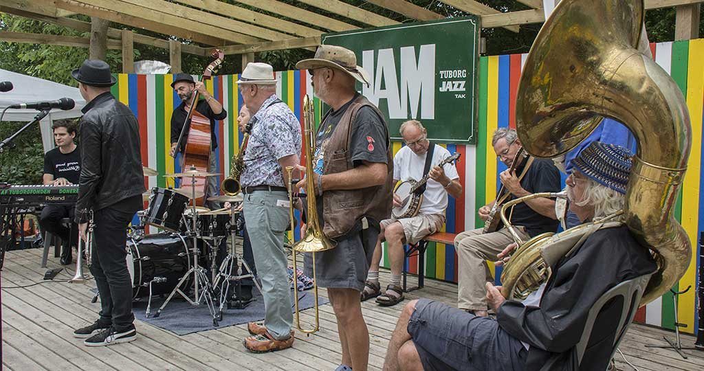 SØNDAGS JAMSESSION