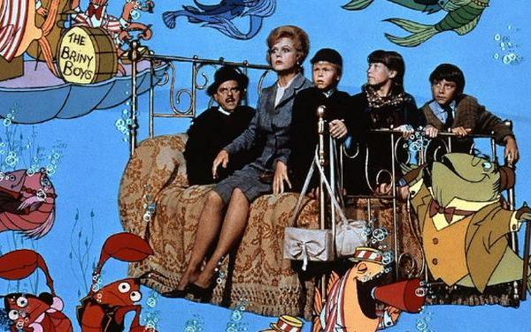 Movies From My Childhood: Bedknobs and Broomsticks (Robert Stevenson, 1971)