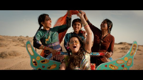 Parched (Leena Yadav, 2016): Feminism, Friendship & Freedom