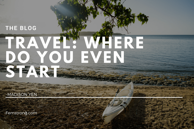 Travel-where of travel- the Blog