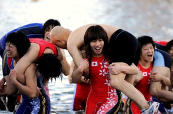 japaneseolympicwrestlers