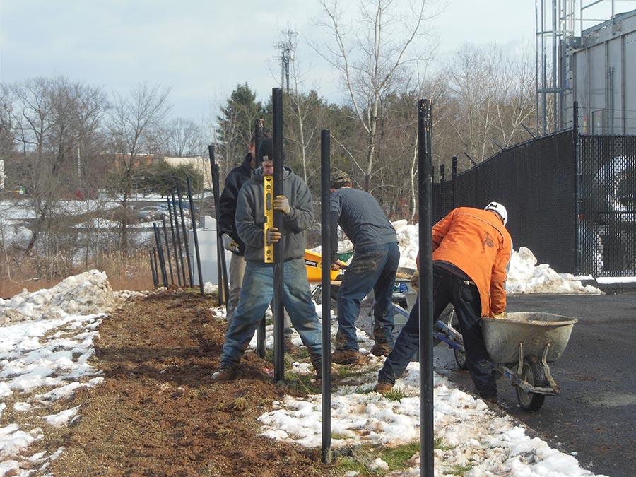 fencing contractors farmington ct