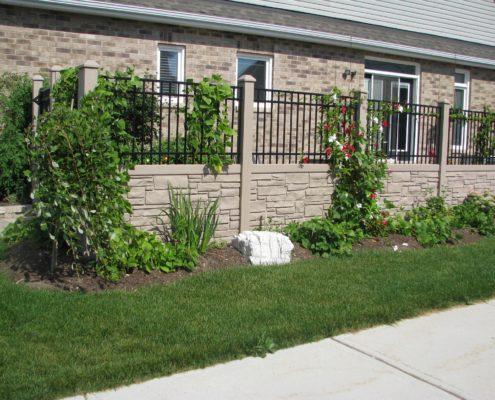 Simtek Privacy Fence Fence Amp Deck Supply