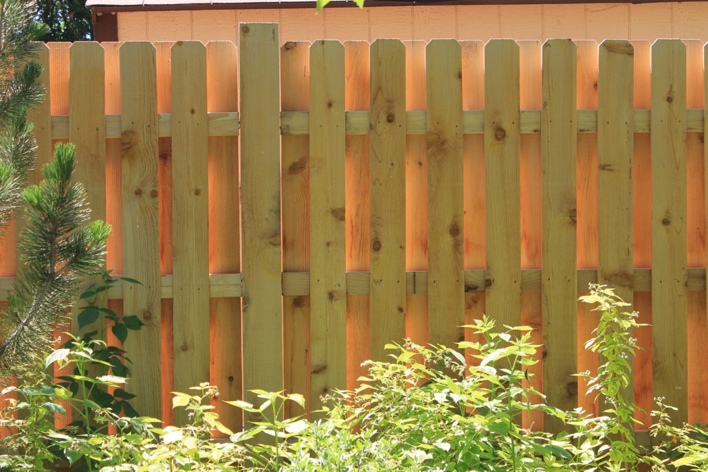 Wire Fence Deck Railing