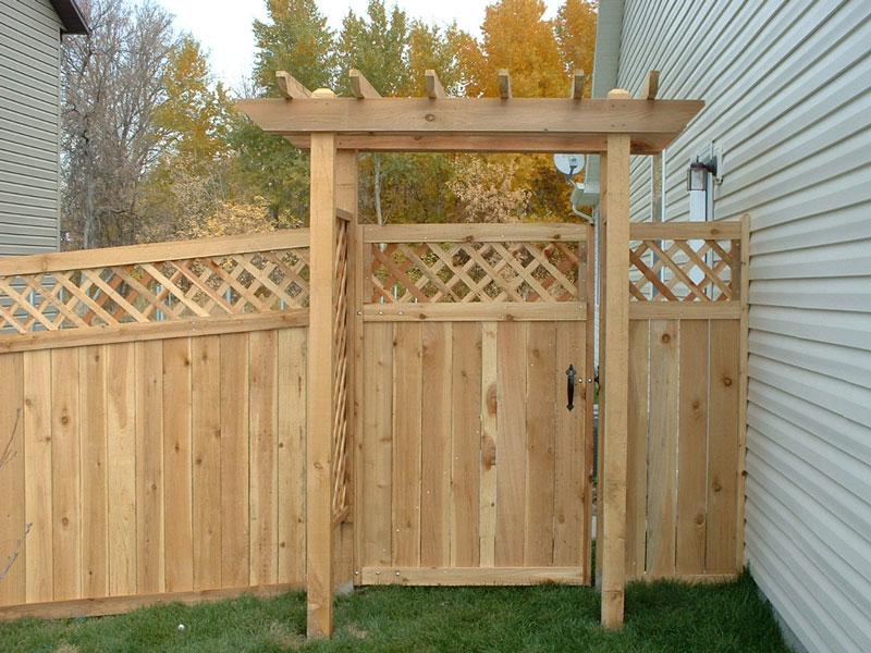 Deck Gate Plans