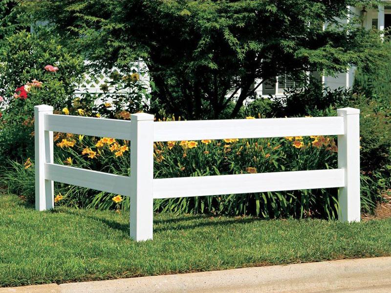 Vinyl Ranch Rail Fence Amp Deck Supply
