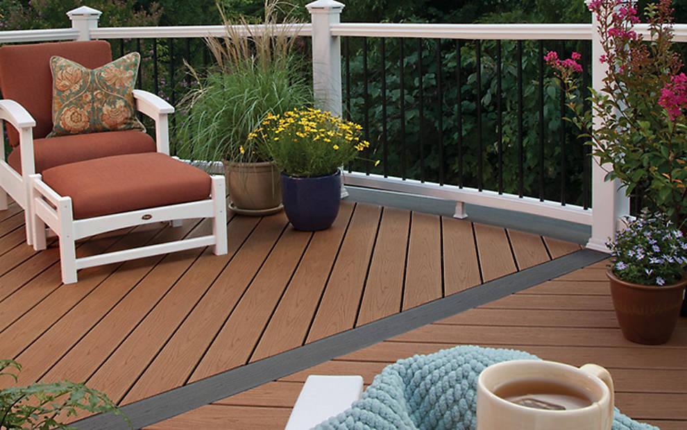Trex Enhance Fence Amp Deck Supply