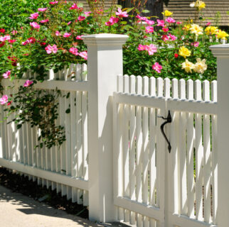 gate installation contractor hingham