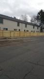 apartment fences