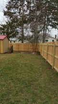 wood privacy fence5