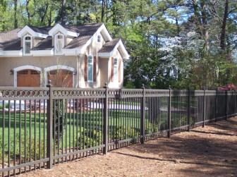steel fence columbus