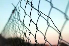 a fence repair in Wichita Falls