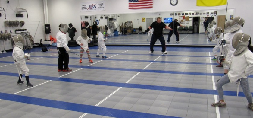 Youth Fencing Academy of Boston