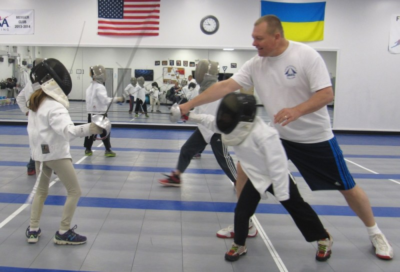 Fabbies Beginner Fencing for Children
