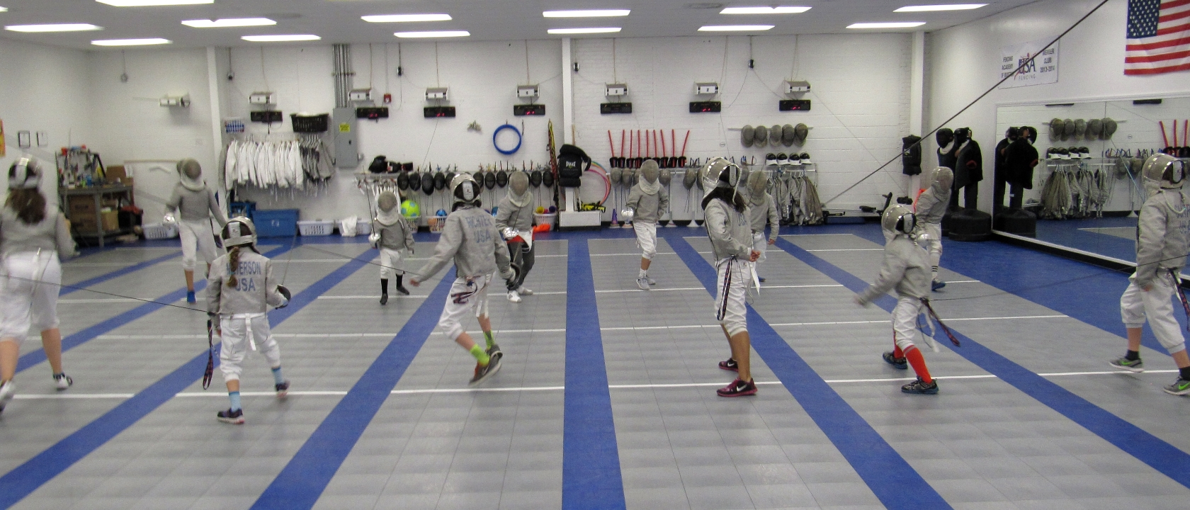 Youth Fencing Programs