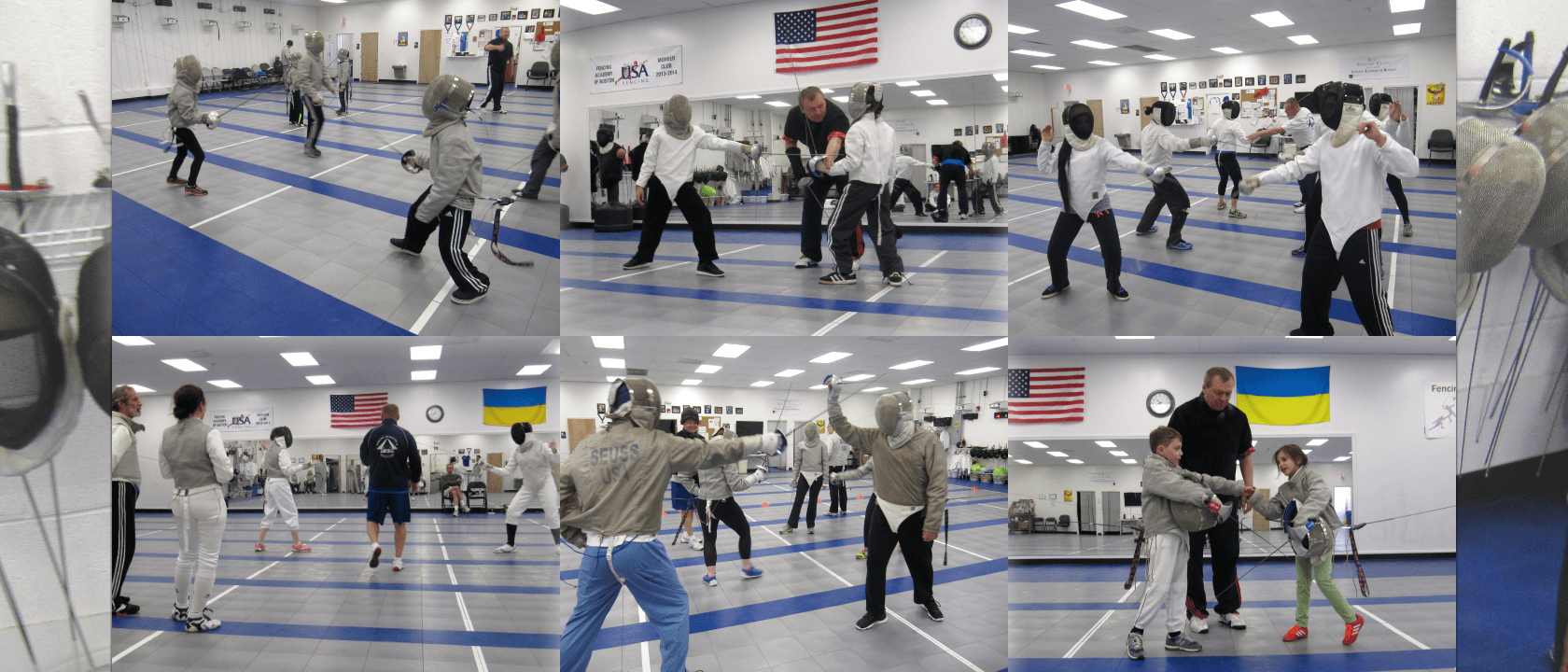 Free Trial Intro Fencing Class – February 2018