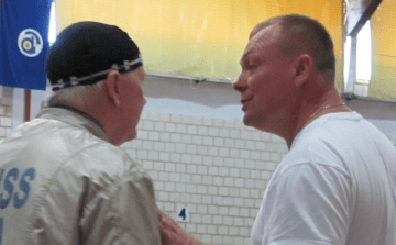 Fencing Tournament Coach