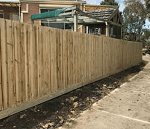 Timber Fence Epping