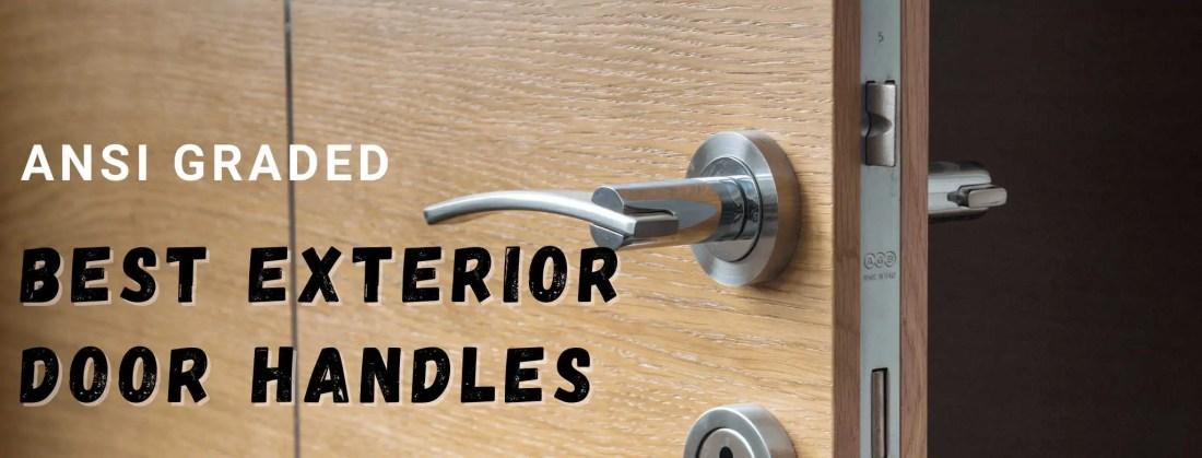 10 Modern Entry Door Locks Brief Guide To Get Best