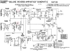 [WRG6242] Fender Super Reverb Speaker Wiring Diagram