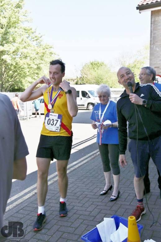 Cottenham Fun Run 17
