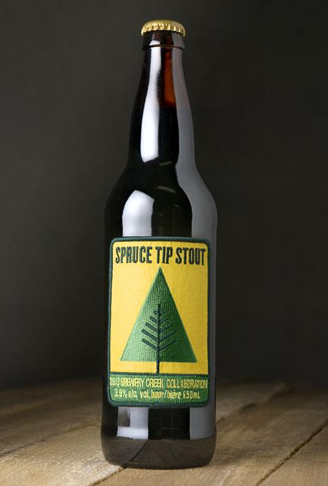 Spruce Tip Stout