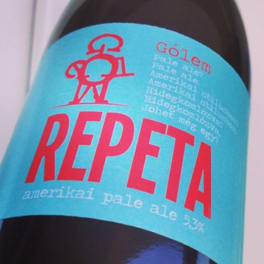 Repeta – hidegkomlózott amerikai pale ale