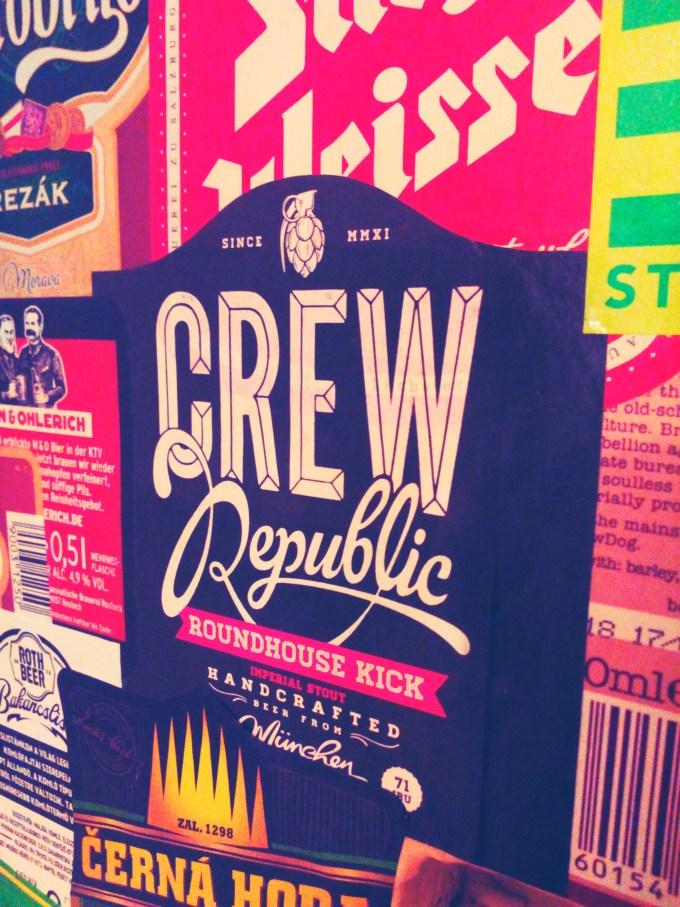 CREW Republic Roundhouse Kick Imperial Stout