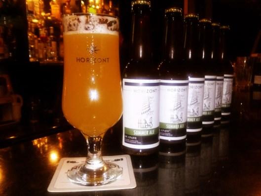 Horizont / Hübris Summer Ale