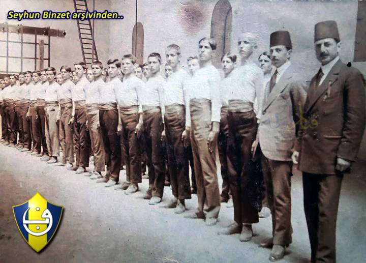 Fenerbahçe'yi Onlar Kurdu
