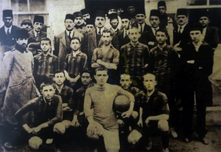 Zeki Rıza Anlatıyor : Fenerbahçe Takımınında Nasıl Yer Aldım?