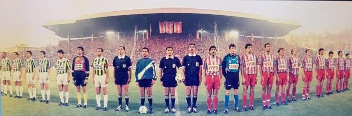 5 Mayıs 1996… Avni Aker'de Şampiyonluk Dönemeci