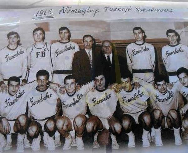 Basketbolda Üçüncü Kez Türkiye Şampiyonu