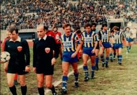 1984 85 FB Eskişehir ya da GB 01